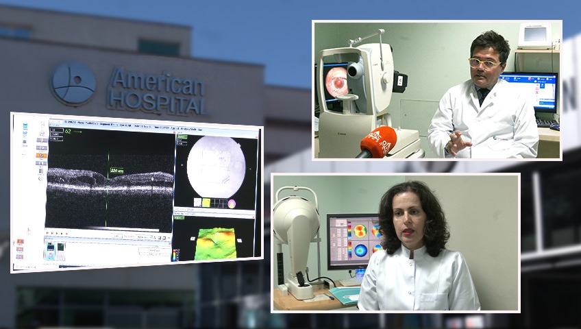 Problemet e syrit, zgjidhje në Spitalin Amerikan 1, kirurgia: Kemi shtuar gamën e ekzaminimit