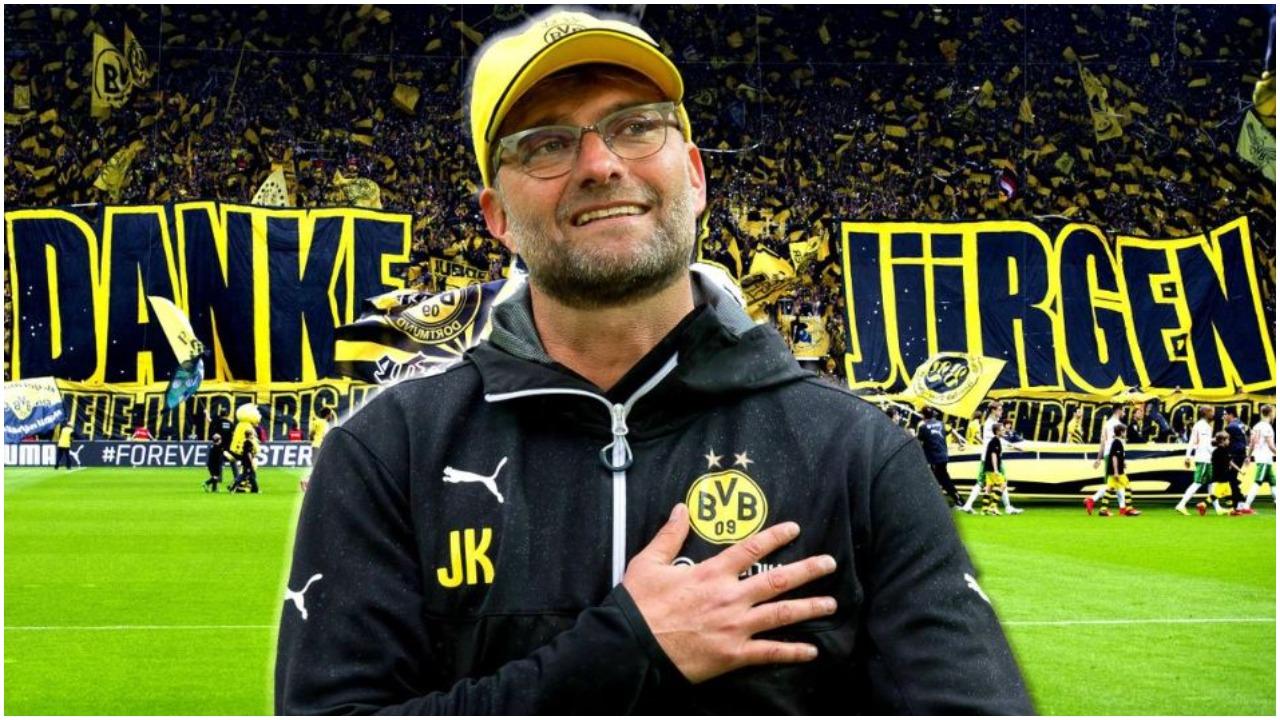 """""""Gjeni një trajner si Jurgen Klopp"""", legjenda gjermane këshillon Dortmund"""