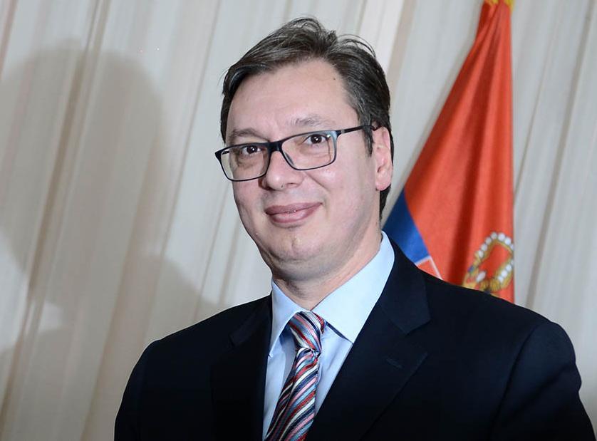 Vuçiç: Serbia, e gatshme të shpërndajë vaksina për shqiptarët në Kosovë