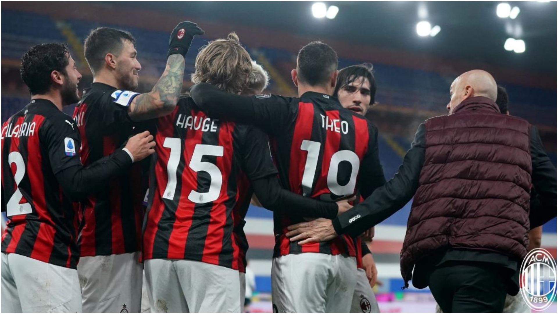 """Milani merr lajmin e mirë, dy yjet """"shqelmojnë"""" Covid-19"""