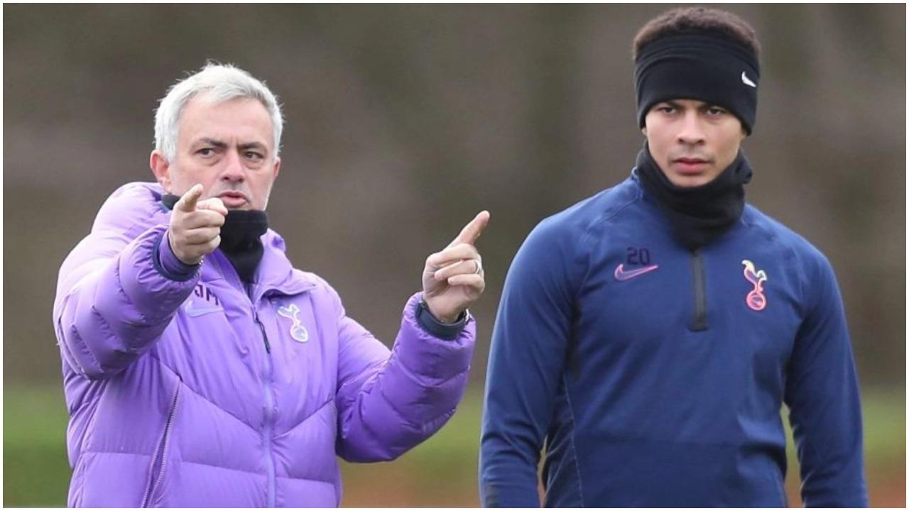 Raporti me Mourinhon, Dele Alli: Ishte faji im, mësova shumë nga Jose