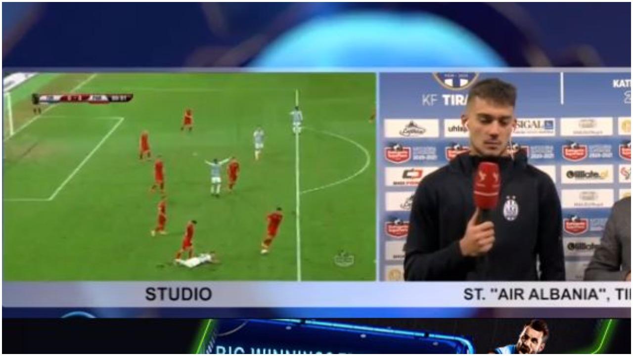 VIDEO/ Muçi: Tirana s'ka nevojë për arbitrat, Asani e pranoi që ishte penallti