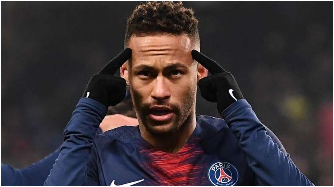 """""""Seriozisht e keni?!"""", FIFA tërbon Neymar, Francesco Totti e mbështet"""