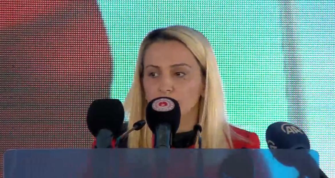 Financimi i kantierit në Laç nga Turqia, Majlinda Cara: Miku i mirë në kohë të vështirë