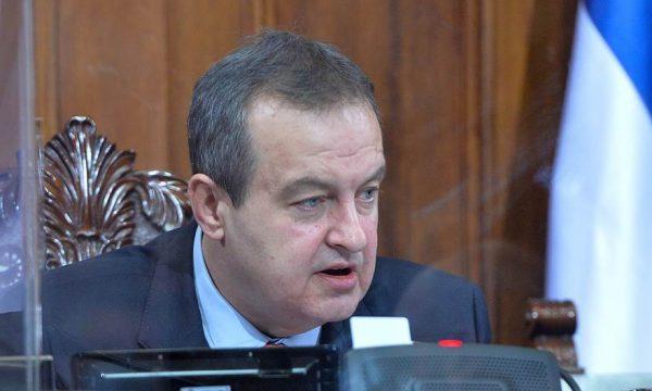 Daçiç: Gjykatën Speciale duhet ta ndihmojmë, kjo nuk është si ajo e para