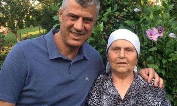 E infektuar me koronavirus, nëna e Hashim Thaçit shtrohet në spital