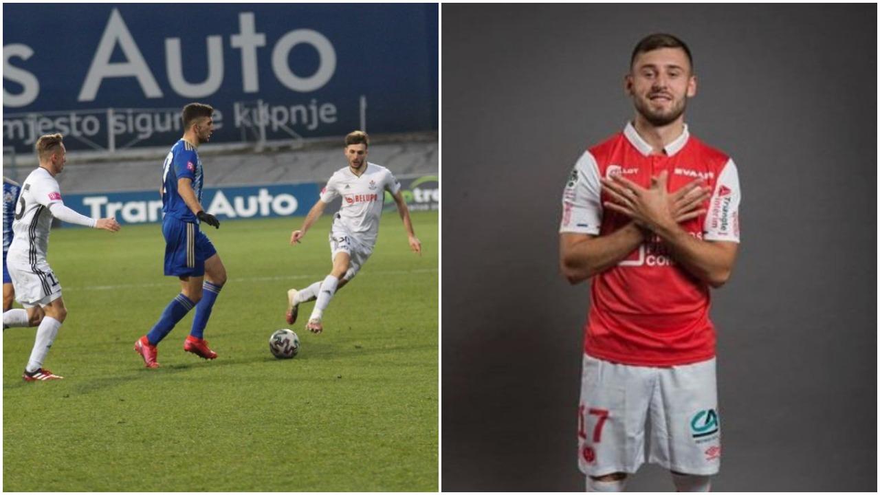 VIDEO/ Tuci gol në fitoren e Lokomotivës, Arbër Zeneli realizon nga këndorja
