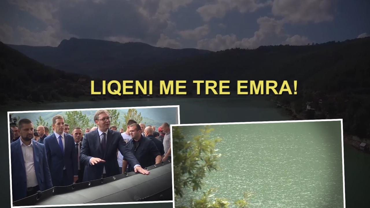 Beteja për Ujmanin: Liqeni me tre emra që për pak rrëzoi qeverinë Hoti në Kosovë