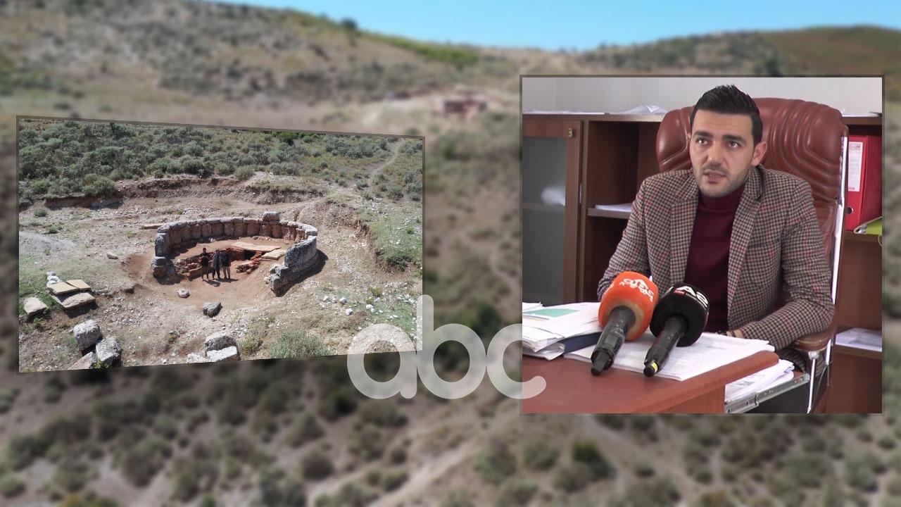 Parku i Amantias në Vlorë nuk resht së suprizuari arkeologët, zbulohen dy varre antike
