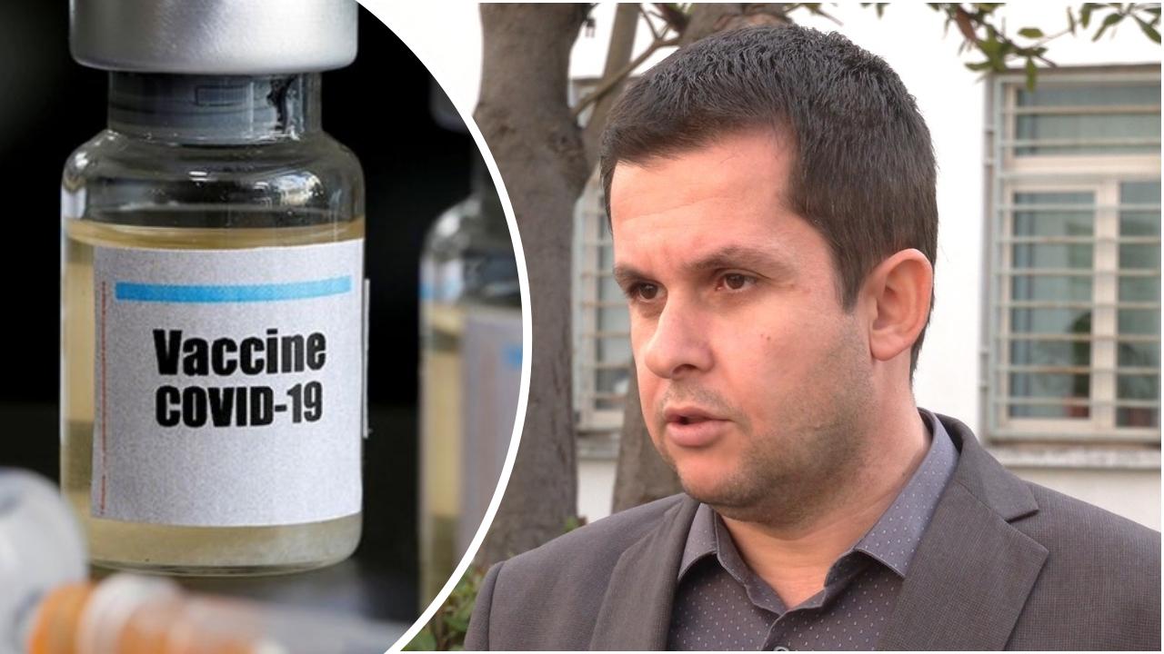 Vaksina anti-Covid, Alihmehmeti: Dozat që mund të mbërrijnë nuk na ndihmojnë në nivel komunitar