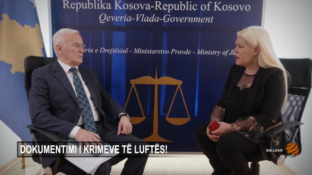 Krimet e Luftës në Kosovë, Jahja Lluka: Jemi munduar të dokumentojmë ngjarjet nga dëshmitarët