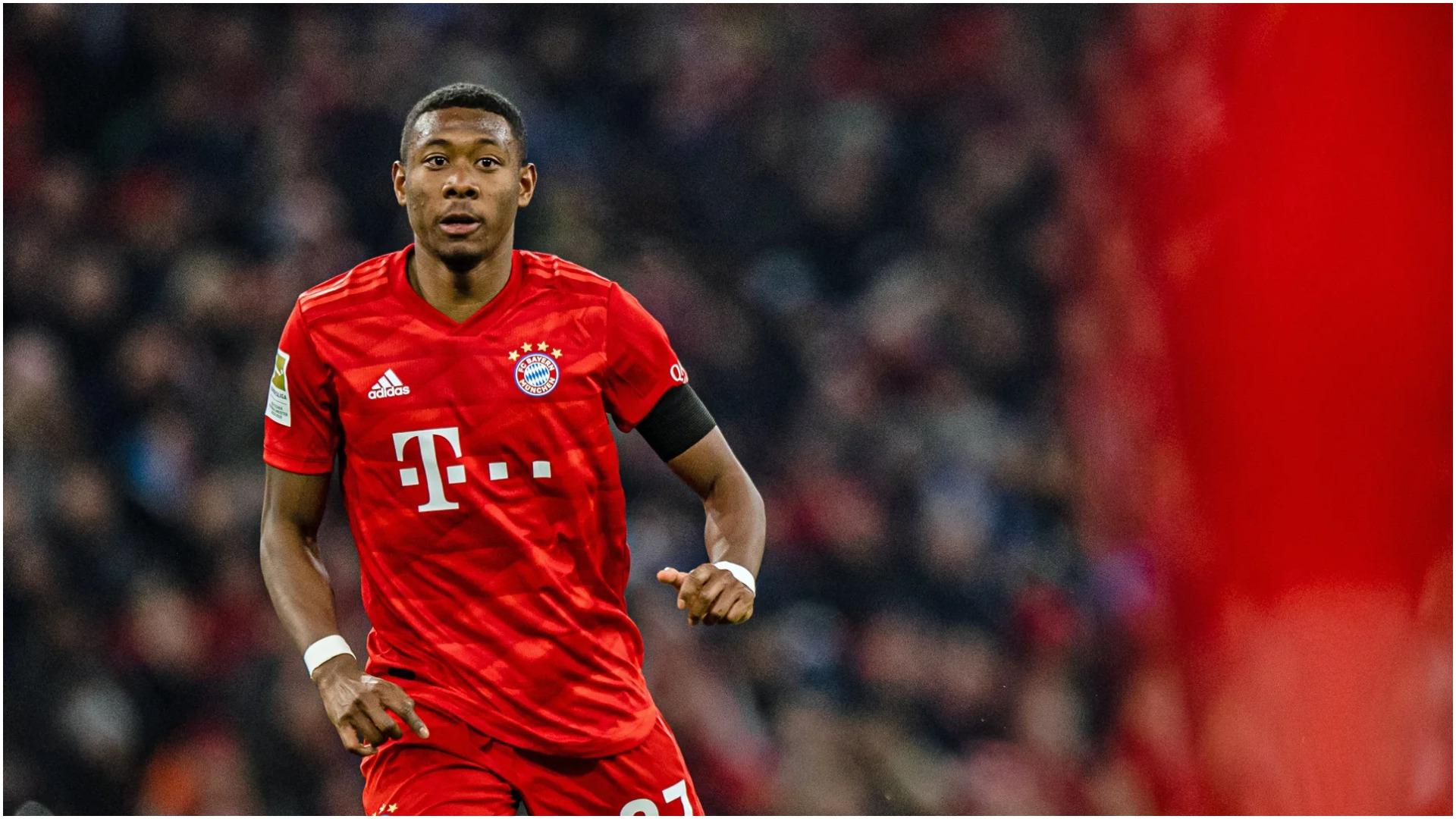 Alaba lë Mynihun në verë, Bayern Munich zgjedh zëvendësuesin e tij
