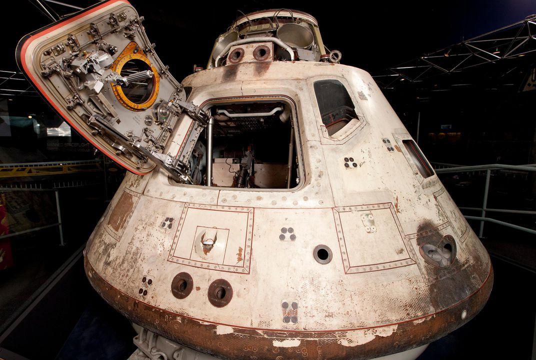 Apollo 8, anija e parë me astronautë që doli nga orbita e Tokës