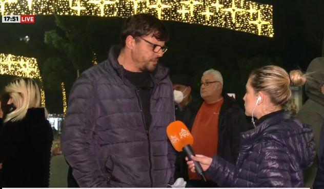 Aleanca për Teatrin në protestë, Liçaj: Nuk tërhiqemi, duam të drejtat që na i garanton Kushtetuta