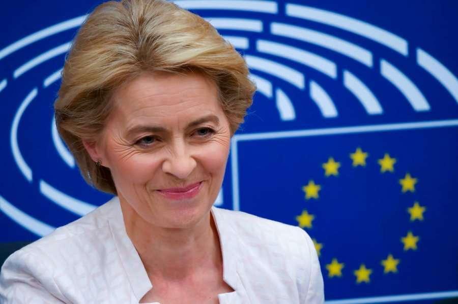 Ursula von der Leyen: Presidentja e krizave