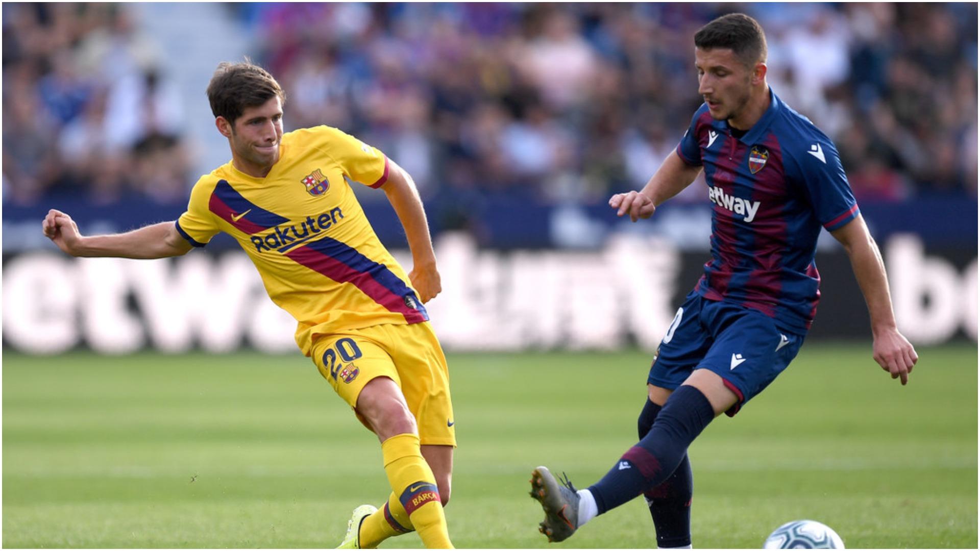Milani klubi më i interesuar, Levante i cakton çmimin Enis Bardhit