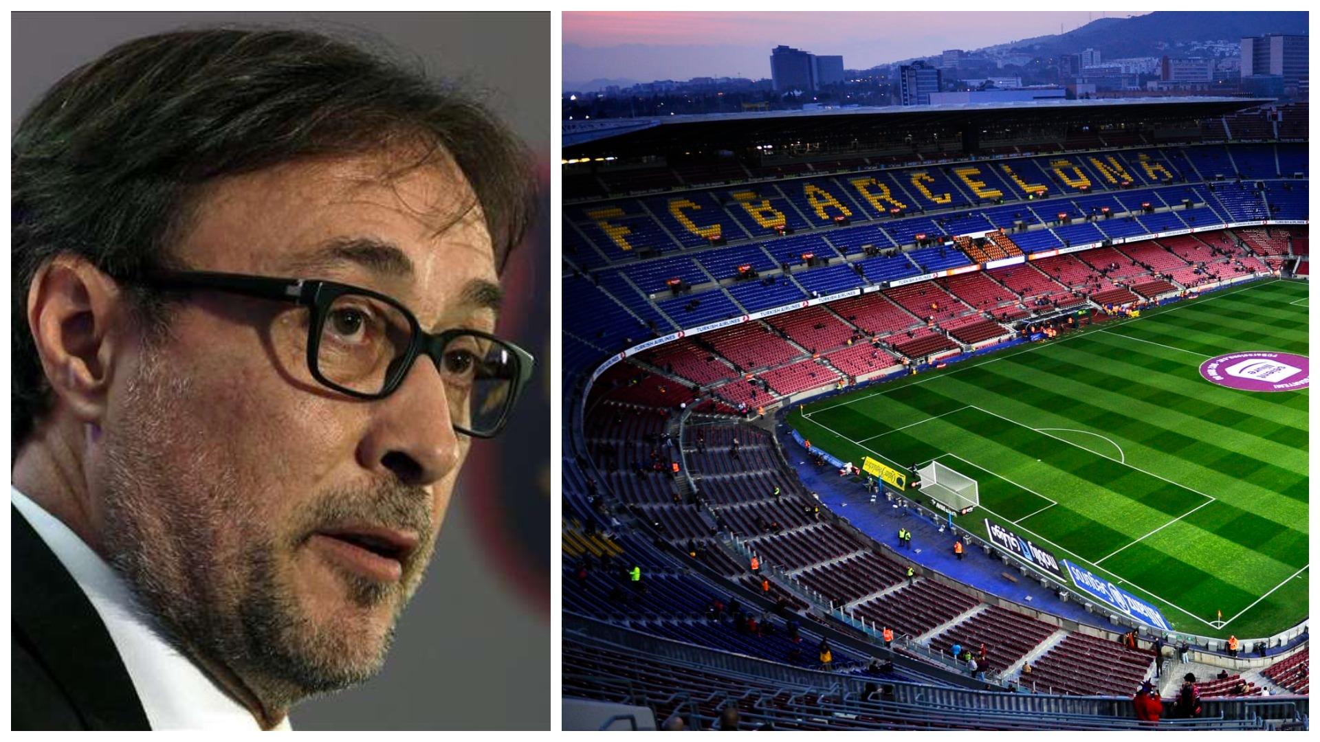 """""""Prish 'Camp Nou' dhe ndërtoj stadium të ri"""", premtimi i madh i kandidatit për president"""