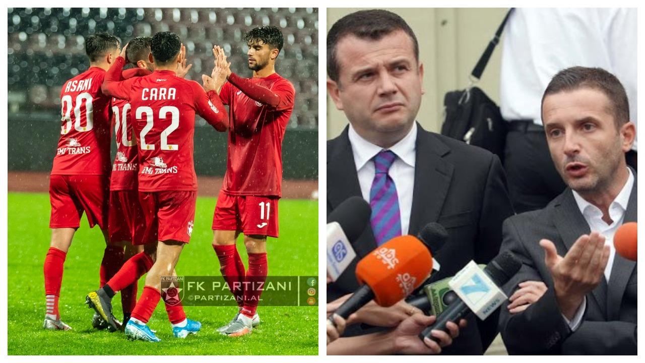 """FOTO/ Braçe kërkoi golin e pestë, Balla replikon dhe bën """"Nostradamusin"""""""