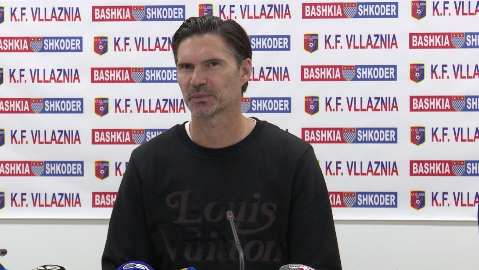 Brdaric: Tregojmë kush është Vllaznia me Partizanin! Mëkat që mungon Dunga