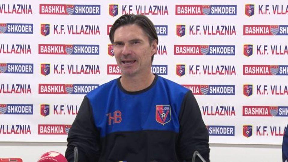 Brdaric konfirmohet te Vllaznia, Xhaferi për ABC: Lojtarët kanë besim tek ai