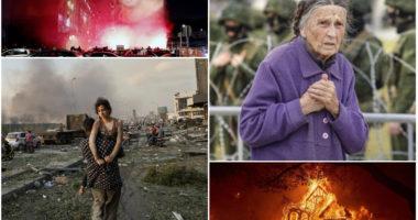FOTO/ 10 ngjarjet kryesore të vitit 2020 që nuk kanë lidhje me Covid-19
