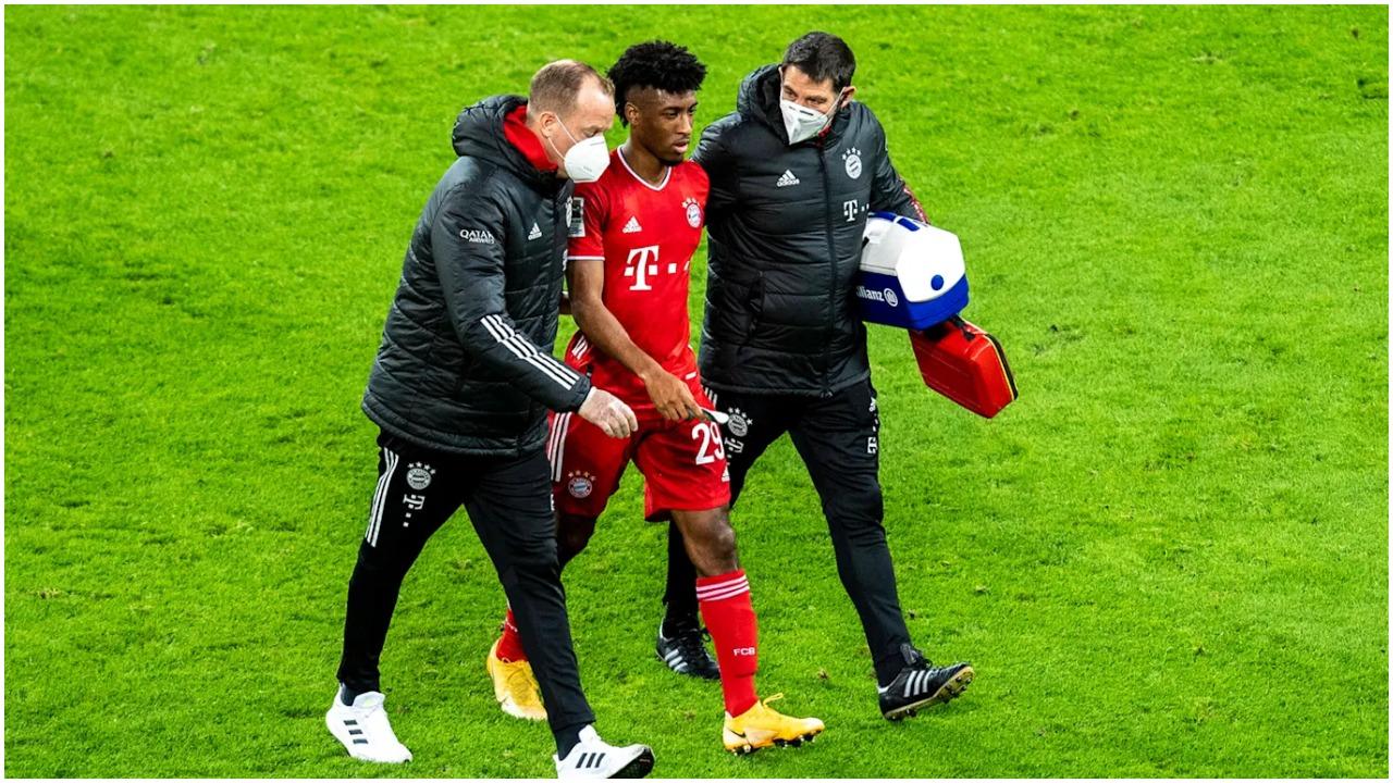 La fushën ndaj Leverkusen, zbulohet shkalla e dëmtimit të Coman