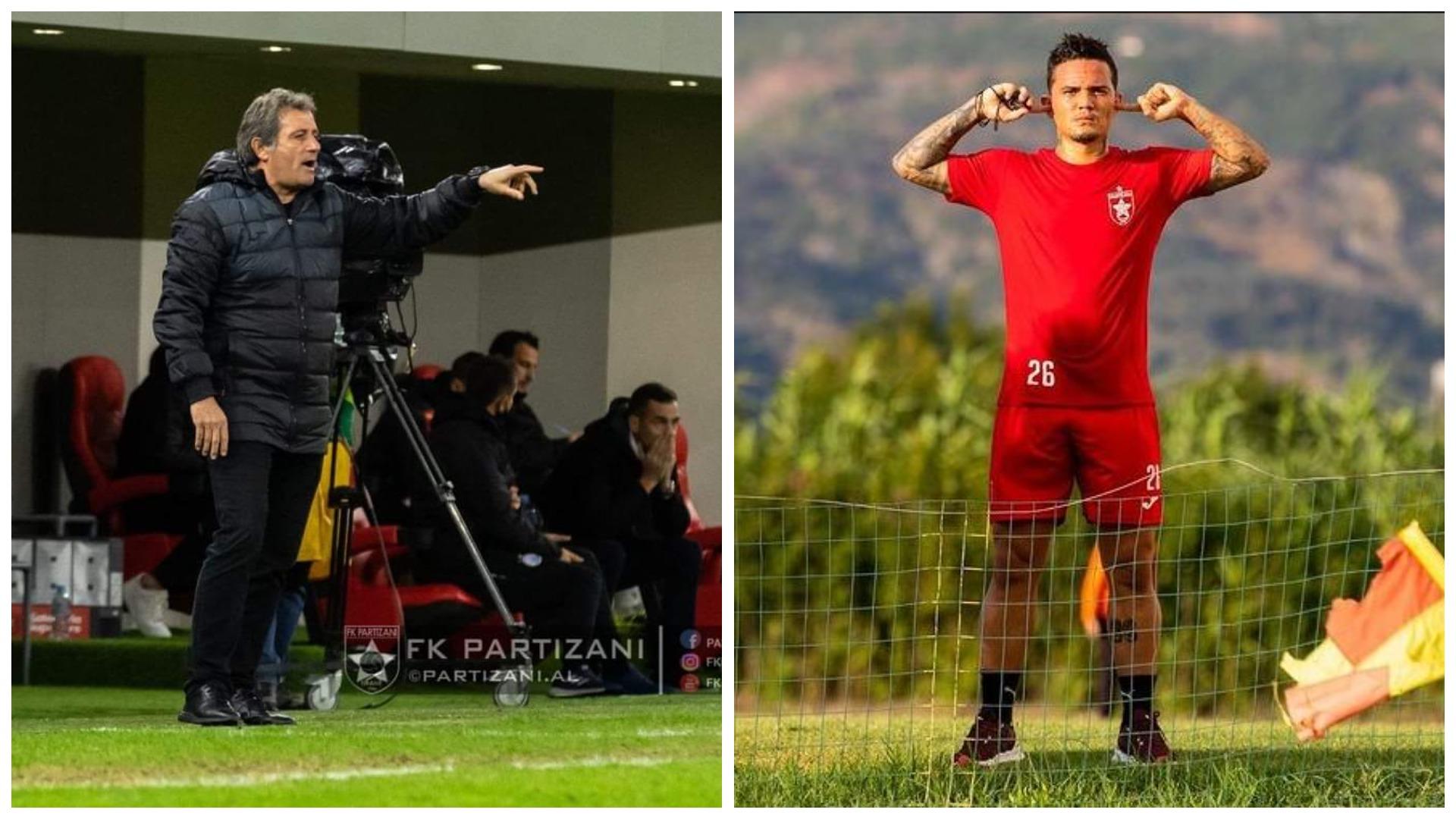 Marrin fund zënkat me trajnerin Daja, Cordeiro kthehet në skuadër