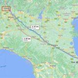 Bëri sherr me gruan, 48-vjeçari bën 450 km rrugë në këmbë për të qetësuar nervat