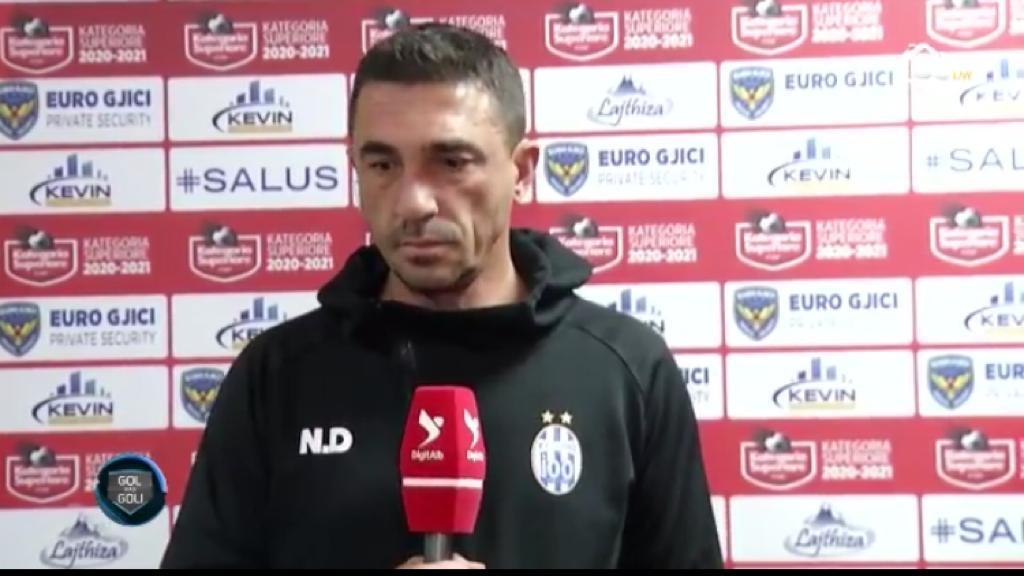 """""""Të rinjtë shumë peshë mbi supe"""", Dede: Na duhen edhe 3 lojtarë si Seferi"""