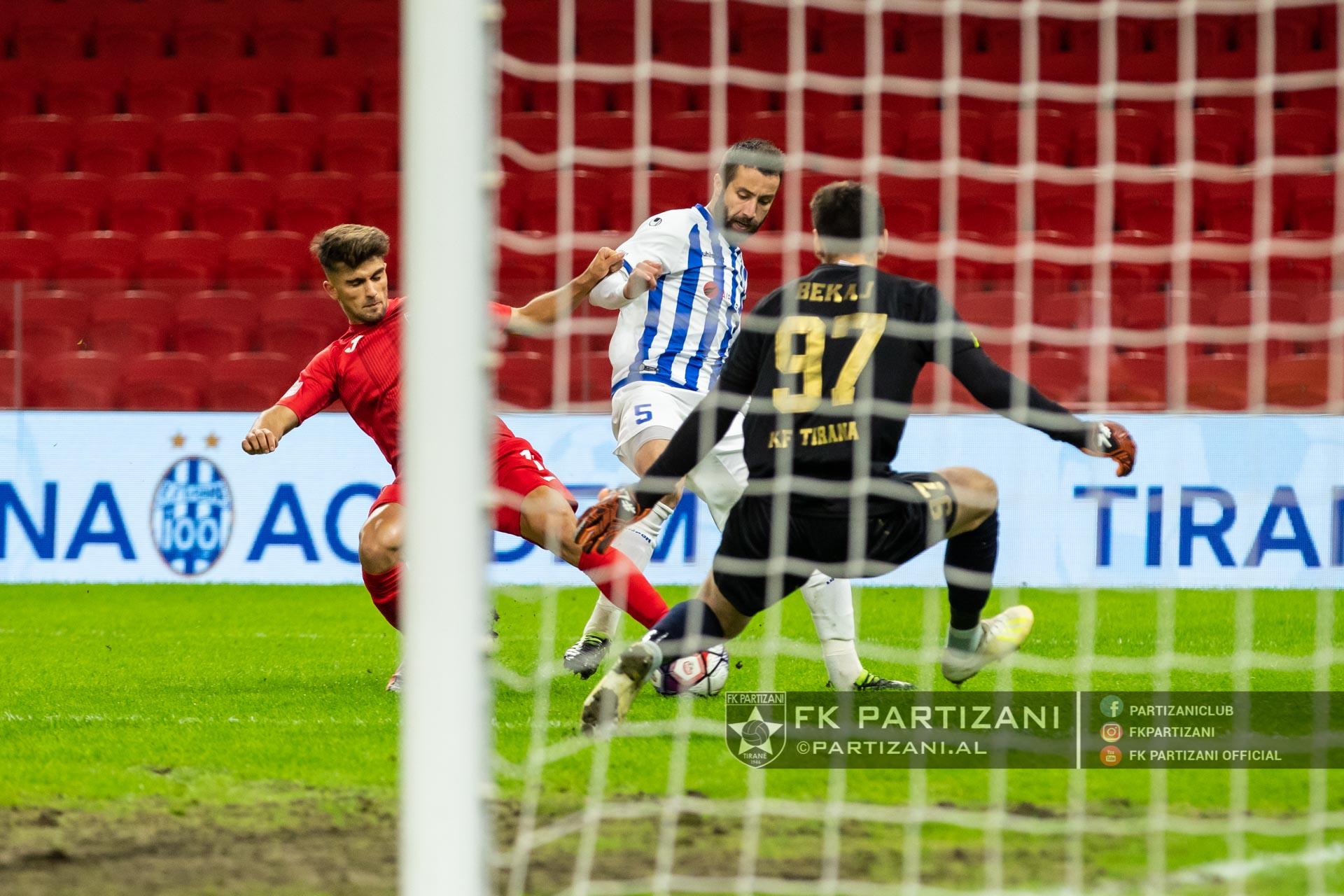 Formacionet zyrtare: Nga dy ndryshime, Tirana dhe Partizani gati për derbin