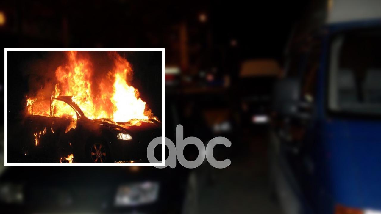 Gjendet një makinë e djegur në Lezhë, dyshohet e autorëve, zbulohet emri i të plagosurit