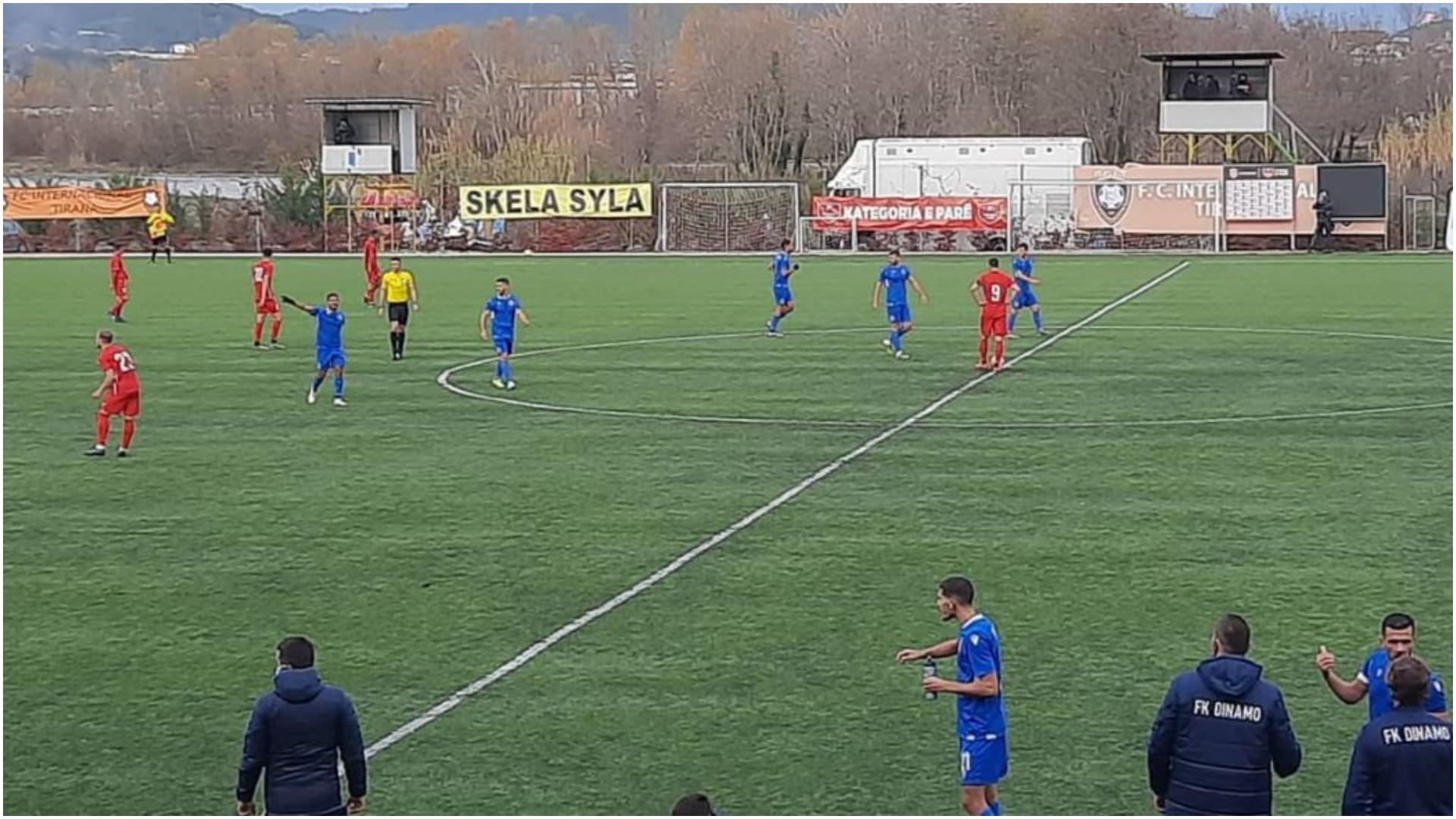 Kategoria e Parë/ Fitore jashtë fushe, festojnë Dinamo dhe Flamurtari