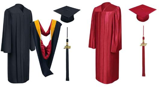Pse vishet ky kostum gjatë diplomimit? Zbuloni çfarë fshihet pas