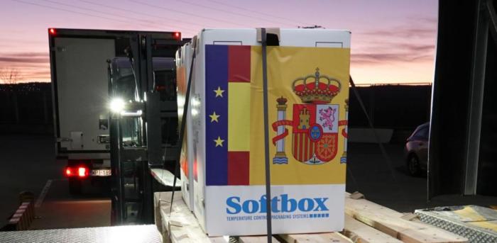 Mbërrijnë  dozat e para të vaksinës kundër koronavirusit në Spanjë