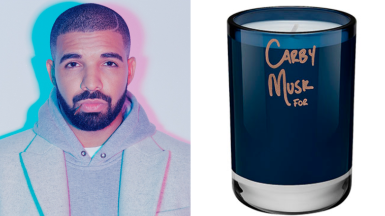 Një qiri që mban aromën e Drake do të dalë në shitje