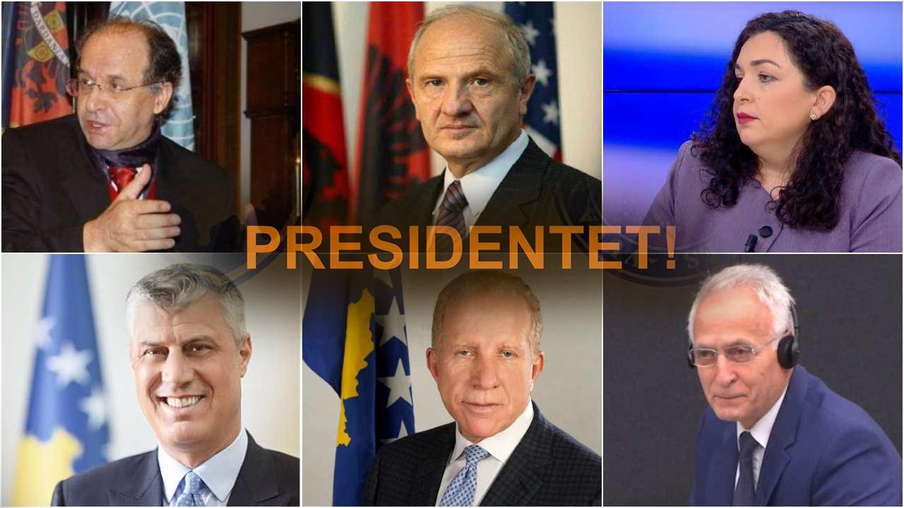 Presidentët e Kosovës në 20 vjet, kush ishin drejtuesit ndër vite