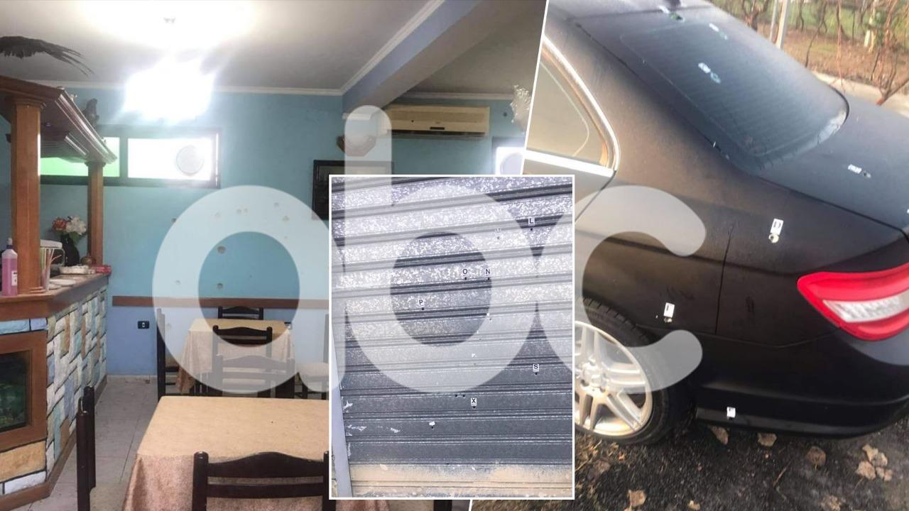 Identifikohen autorët e sulmit me armë ndaj lokalit të efektivit të Shqiponjave në Shkodër