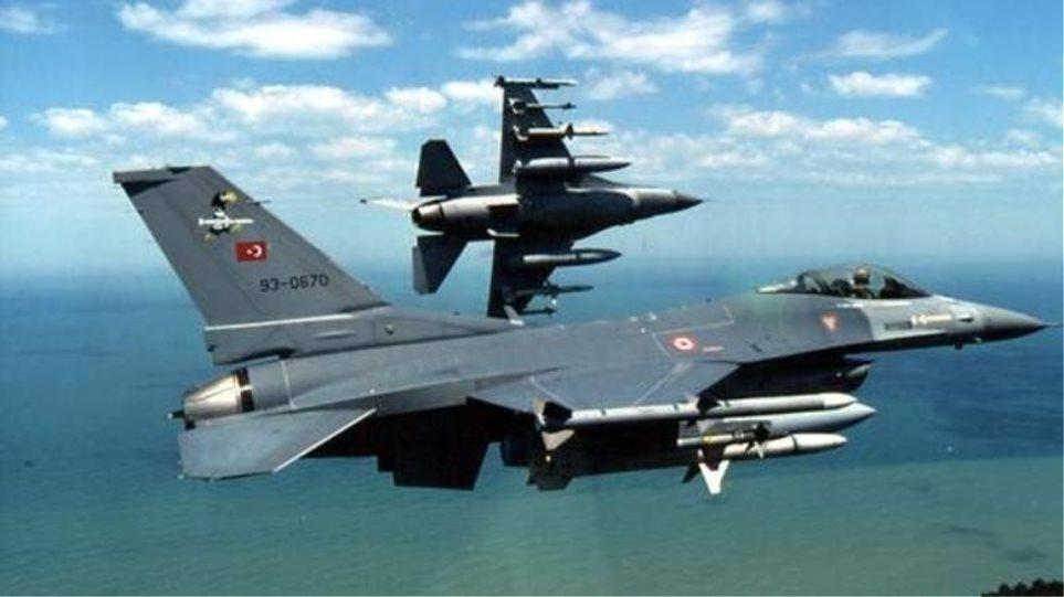 Avionët luftarakë turq pushtojnë Egjeun, alarm në Greqi