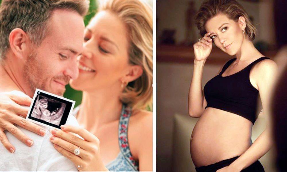 Shtatzënë për herë të parë, aktorja e njohur e telenovelave zbulon emrin e foshnjës