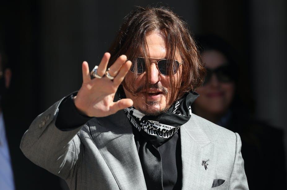 Johnny Depp ka koleksionin më të pazakontë për meshkuj