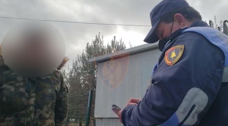U kapën pa maska mbrojtëse, gjobiten 393 qytetarë