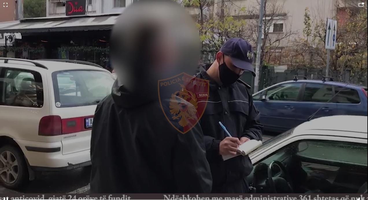 """""""Ku shkon tani""""? Policia gjobit 361 shqiptarë brenda ditës"""