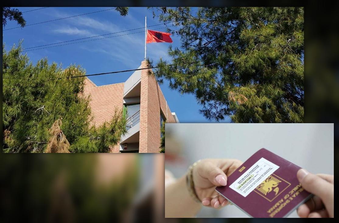 Ambasada shqiptare në Greqi bën njoftimin e rëndësishëm: Pezullohet përkohësisht shërbimi