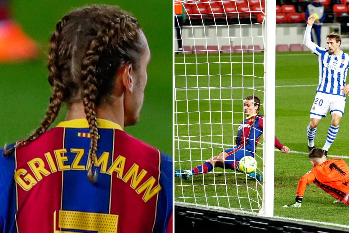 VIDEO/ Nuk u beson syve, e pabesueshme se si Griezmann nuk shënoi gol