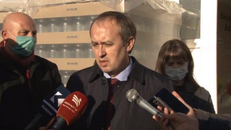 Zgjedhje në Kosovë, Hoti: LDK ka disa emra për kryeministër, dalim fitues falë punës tonë