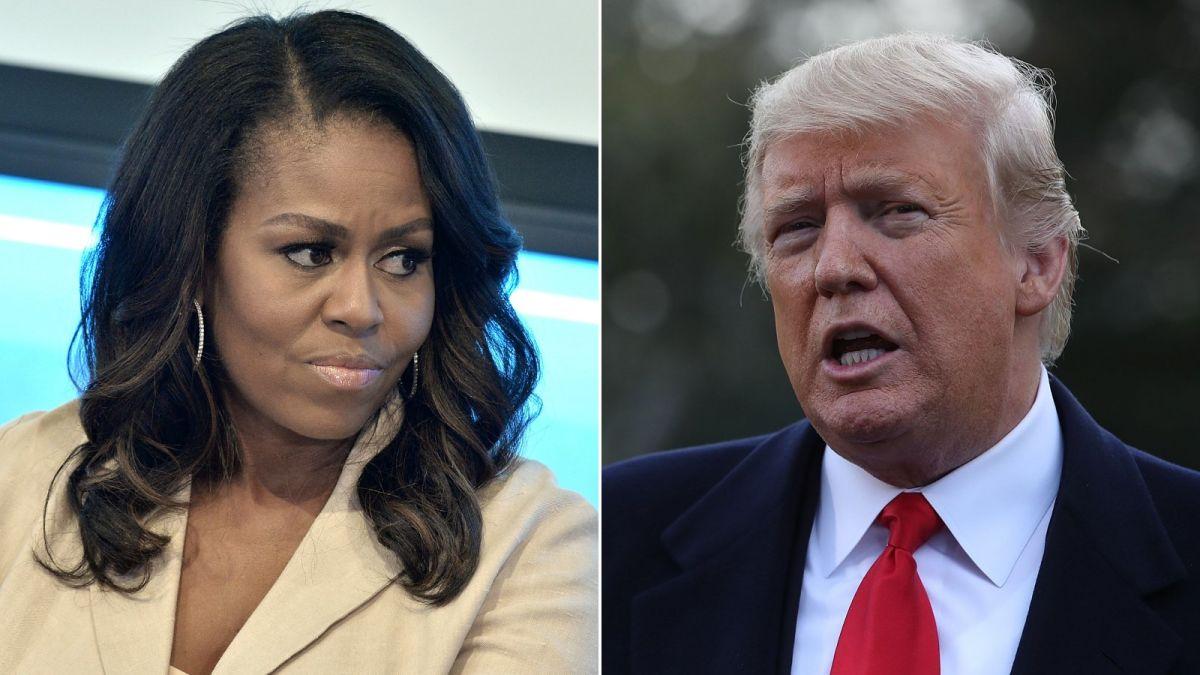 Sondazhi i njohur: Donald Trump dhe Michelle Obama personat më të admiruar në SHBA