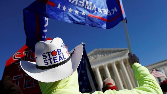 Gjykata e Lartë hedh poshtë sulmin e republikanëve ndaj fitores së Biden-it