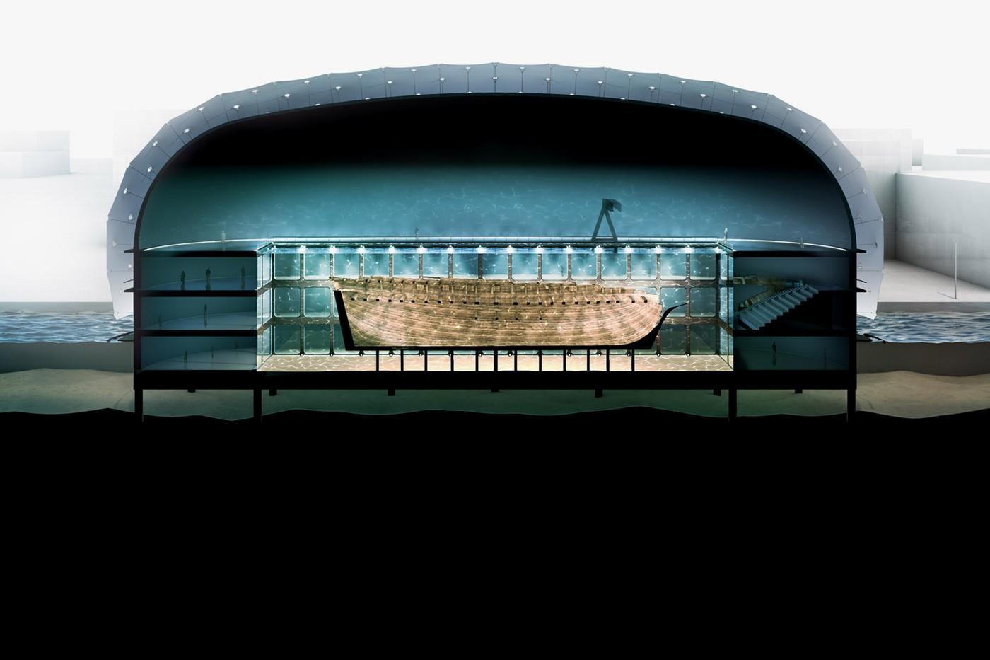 Holanda pritet të ndërtojë muzeun më të pazakontë nënujor