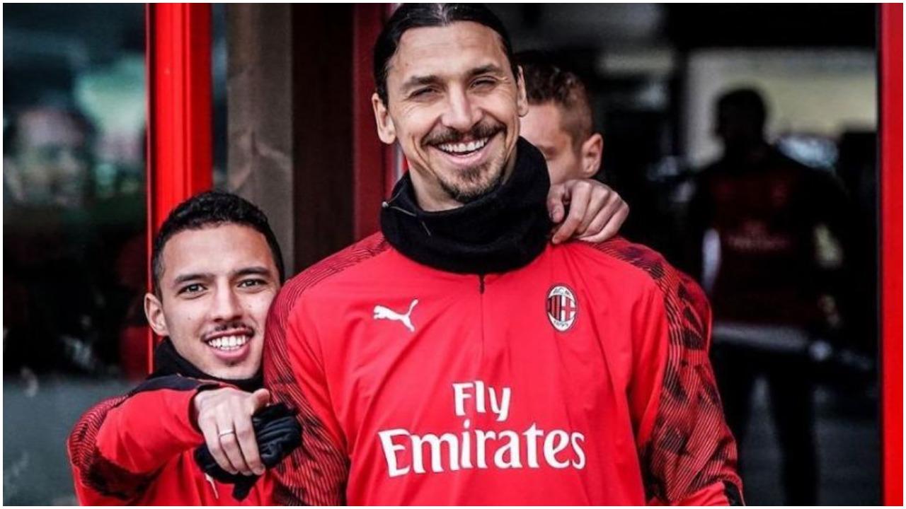 """Milan nuk rrezikon me Ibrahimovic,""""motori"""" i mesfushës gati për Parmën"""