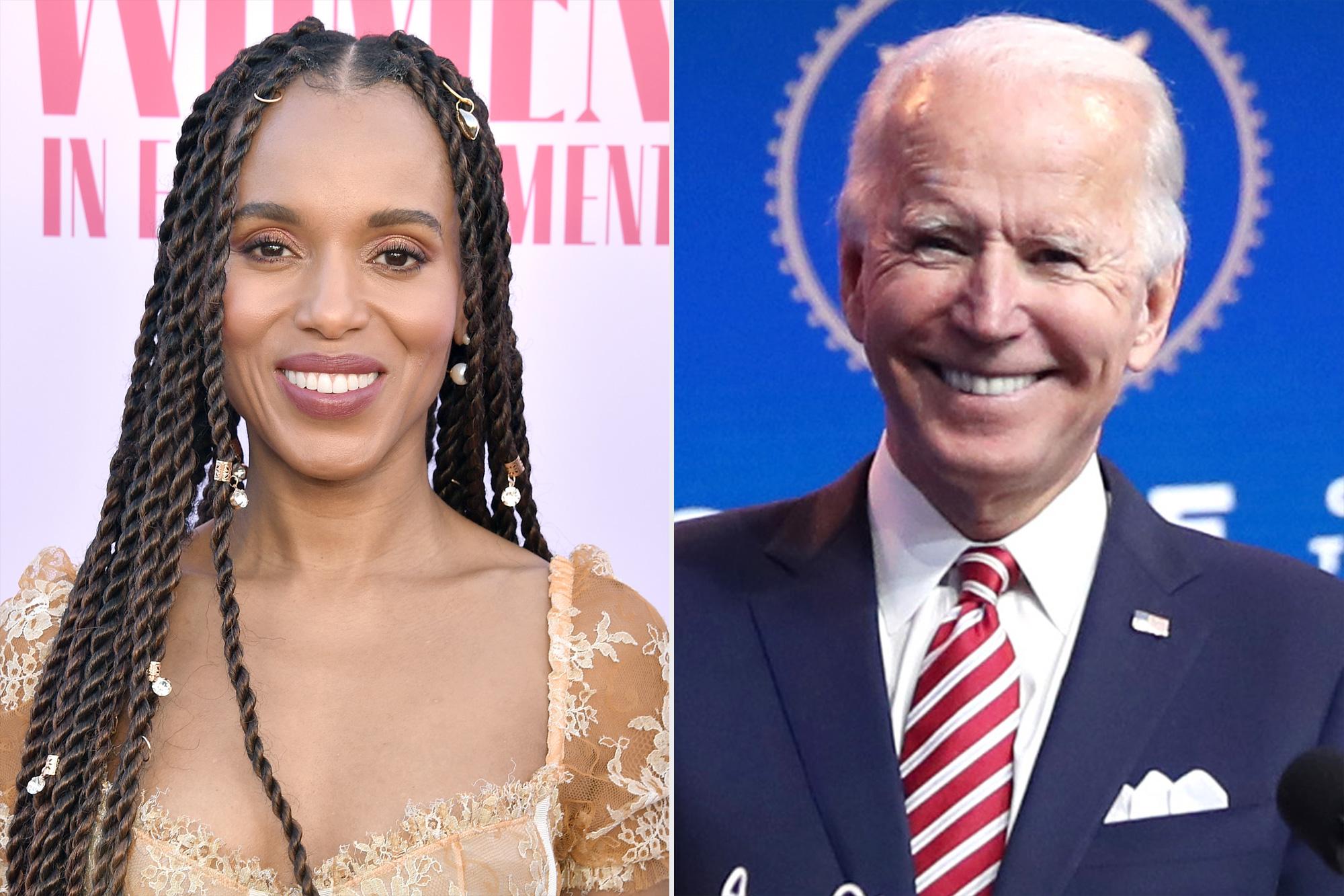 Aktorja e njohur tregon si festoi fitoren e Biden: I lejuam fëmijët të hanë akullore për mëngjes